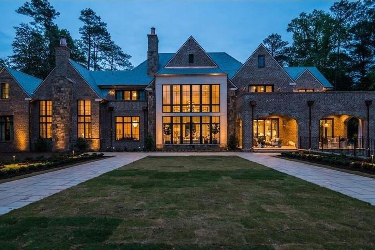 Analysis Atlanta Has The Second Biggest Houses In The U S Curbed Atlanta