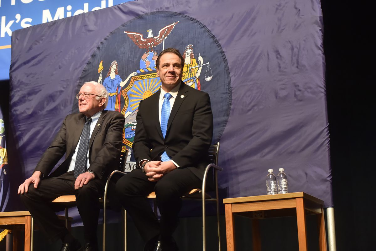 Governor Cuomo proposes making college tuition-free for New York's middle-class families.
