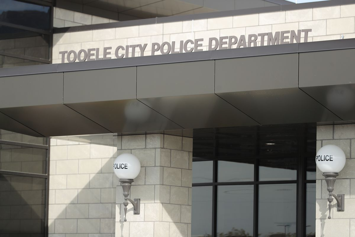 The Tooele Police Department is pictured on Saturday, Oct. 10, 2020.
