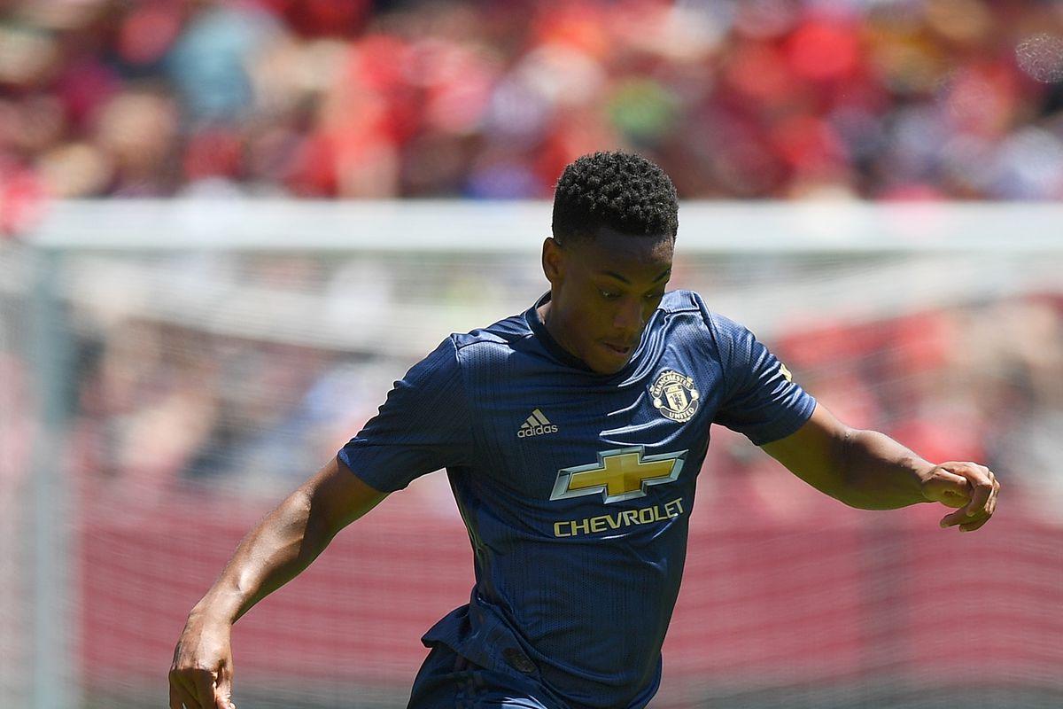 Manchester United v San Jose Earthquakes