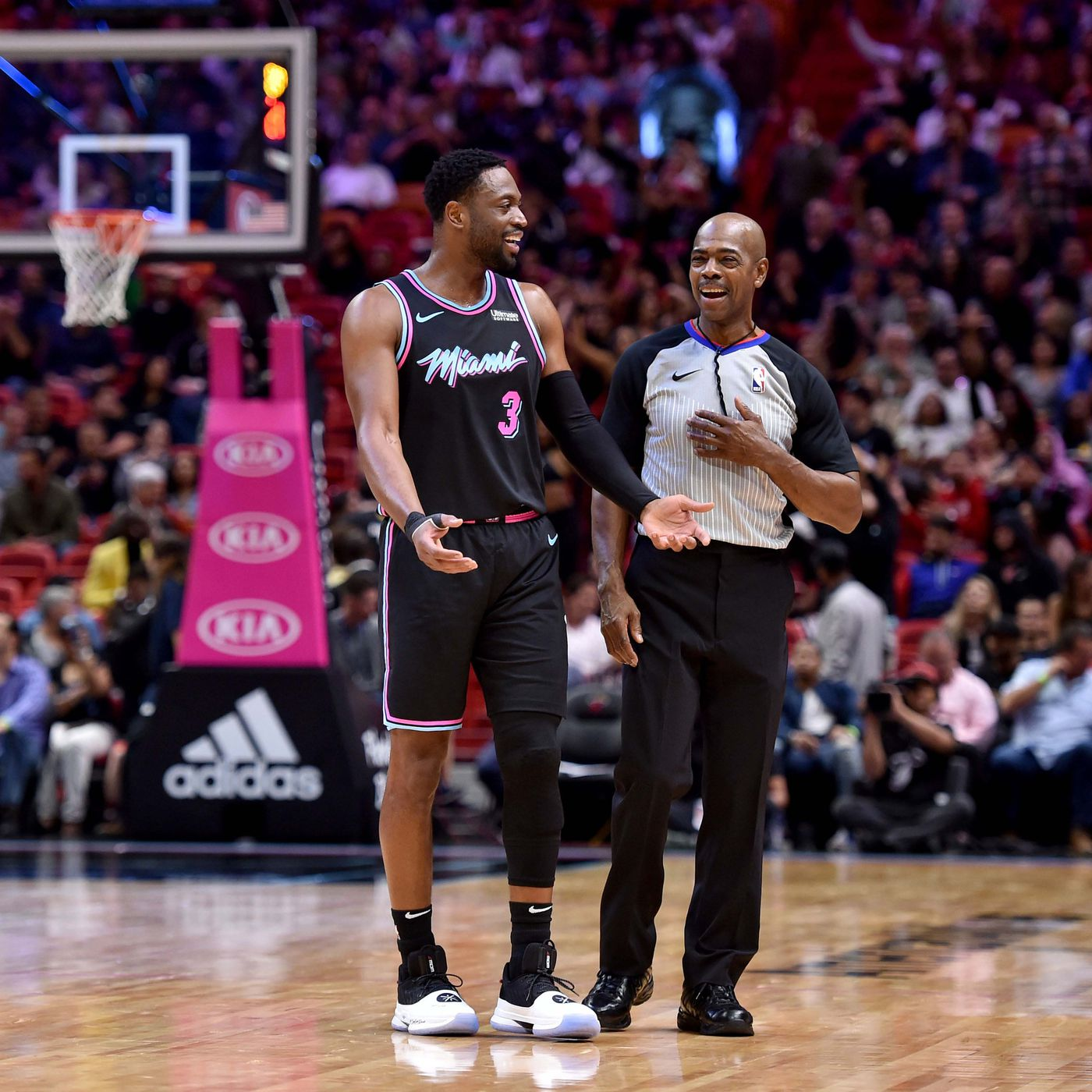 online retailer ecaa4 d53f8 Game Preview: Heat look to break Vice Nights curse at home ...