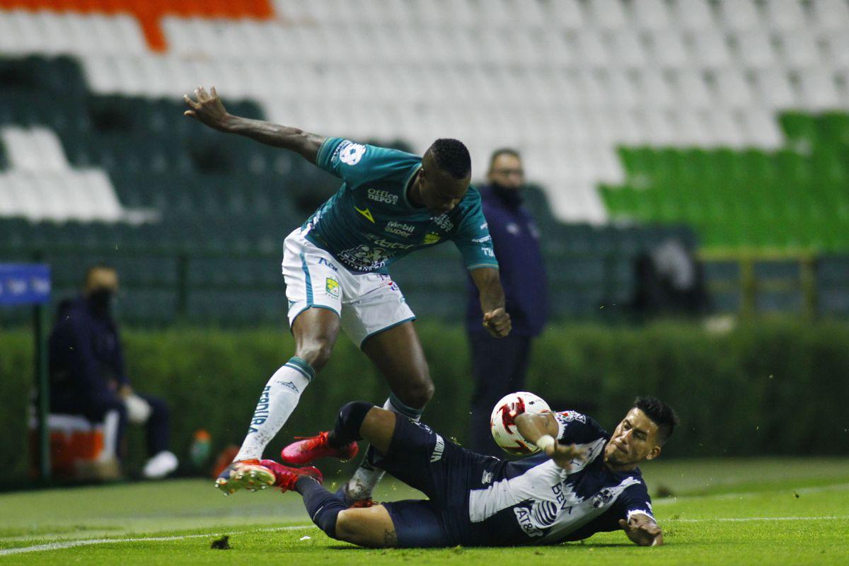 Leon v Monterrey - Torneo Guard1anes 2020 Liga MX
