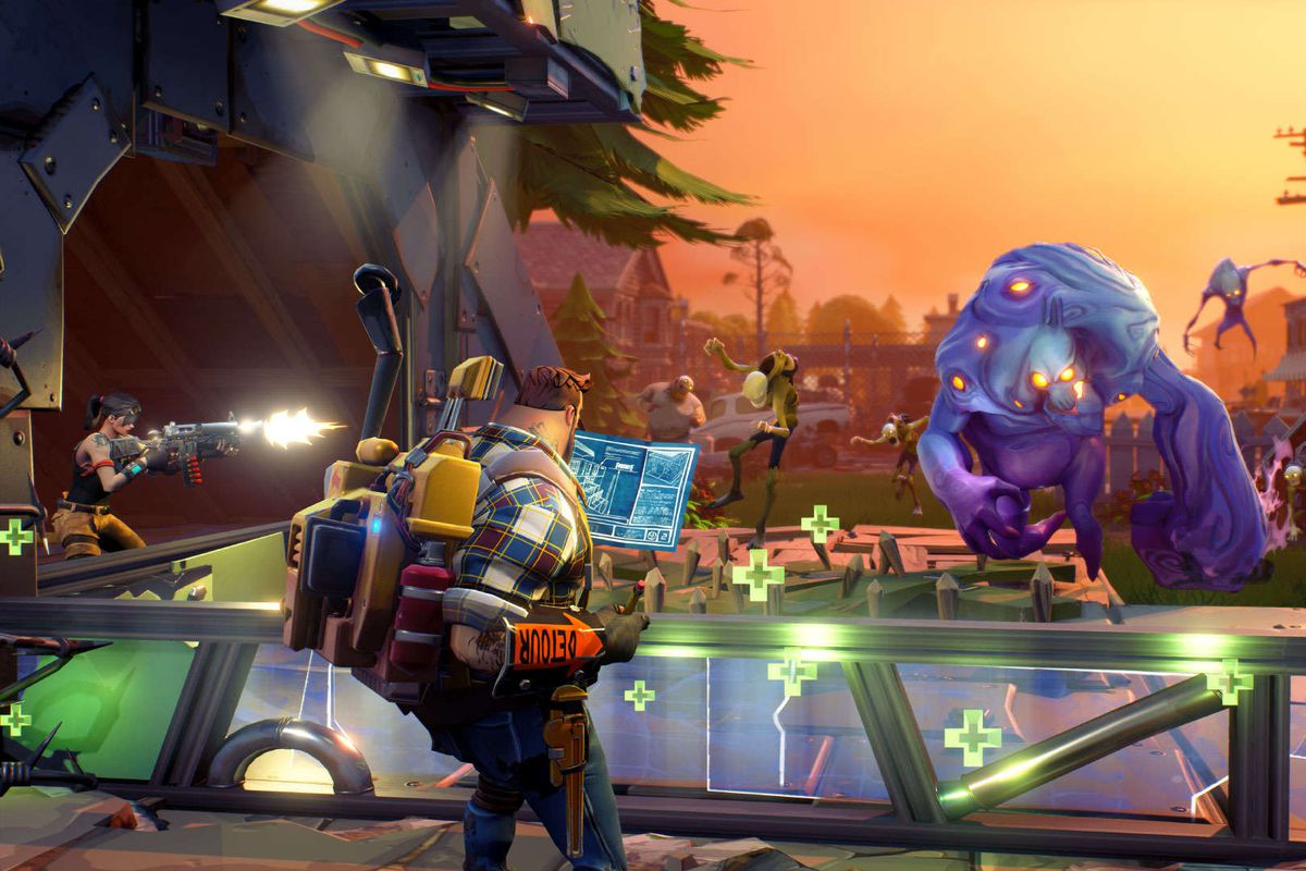Fortnite players are in open revolt over surprise change - Fortnite save the world wallpaper ...
