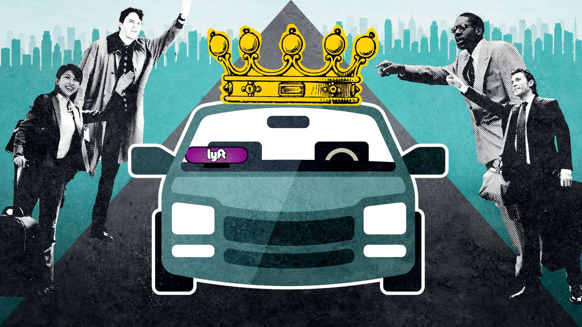 "Can Lyft ""Nice"" Its Way to the Top of the Ridesharing Heap"