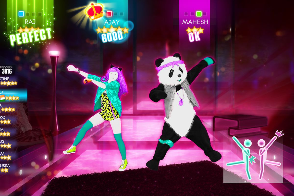 Just Dance Game For Xbox 360 : Just dance 2014 tracklist announced includes lady gaga psy and