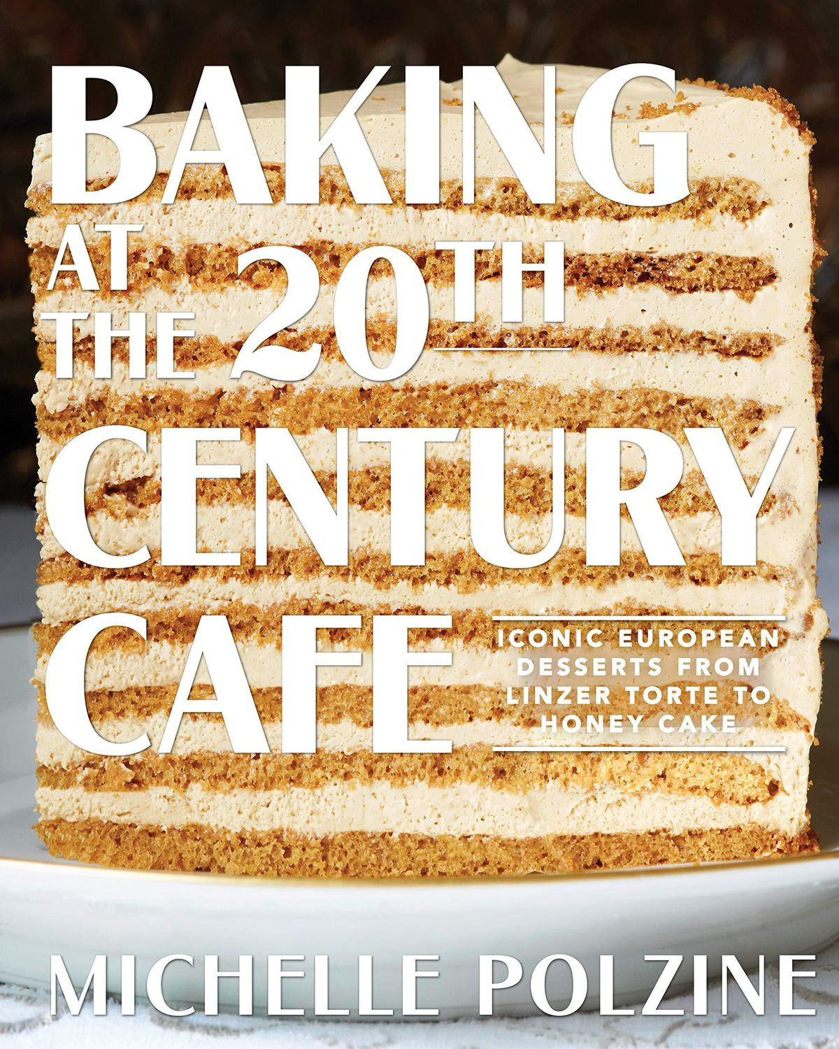 Cover of the 20th Century Cafe Cookbook