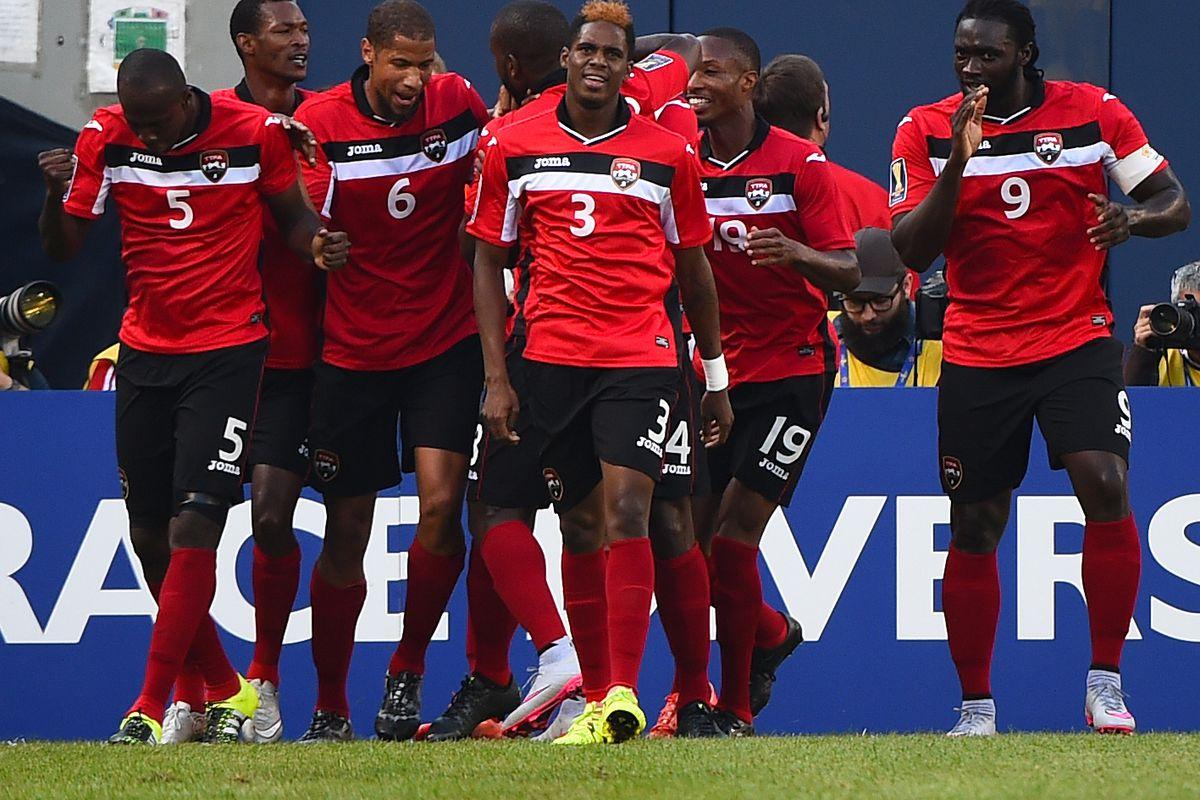 Soccer: Gold Cup-Trinidad and Tobago at Guatemala