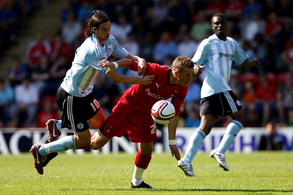 Leyton Orient v Peterborough United - npower League One