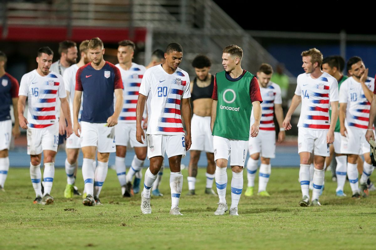 United States v Cuba - CONCACAF Nations League