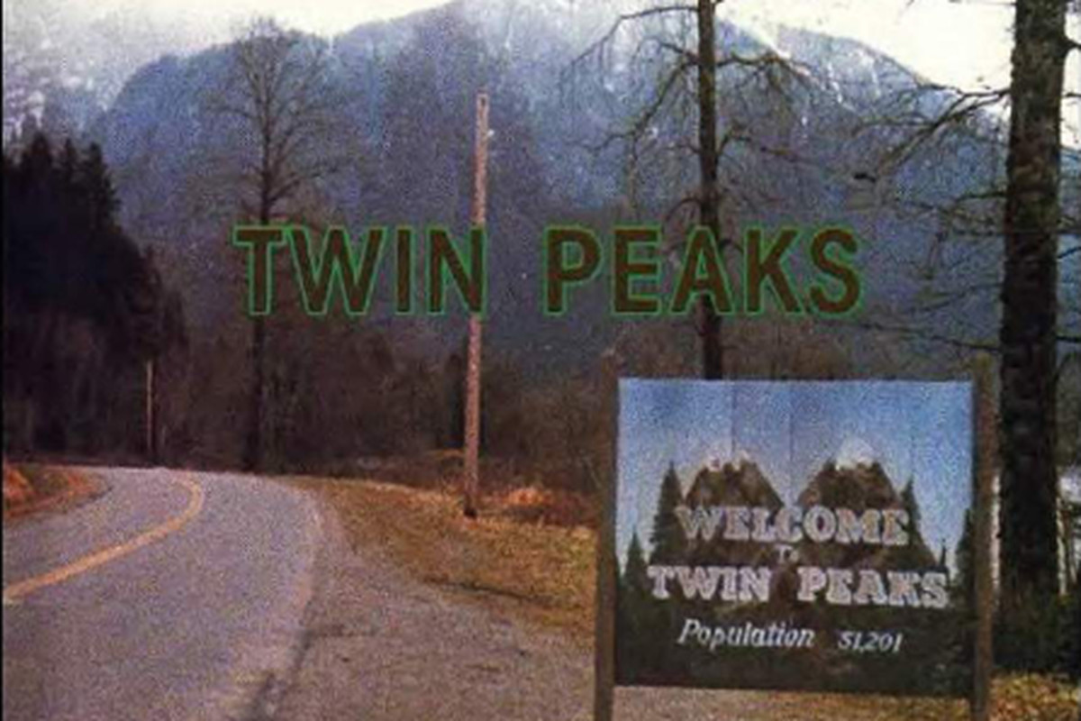 The opening to the cult-classic Twin Peaks