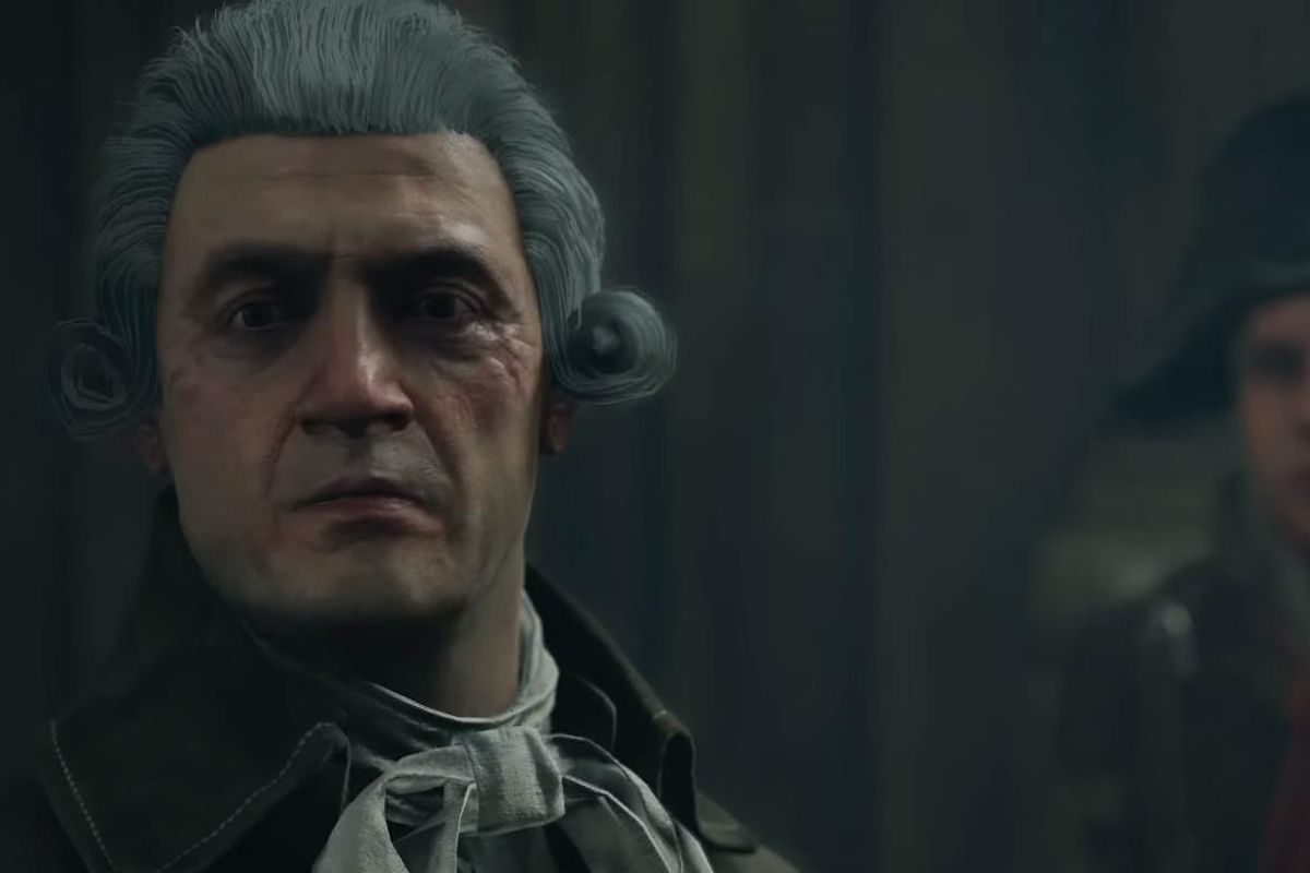 Assassin S Creed Unity Denounced In France As Anti Revolutionary