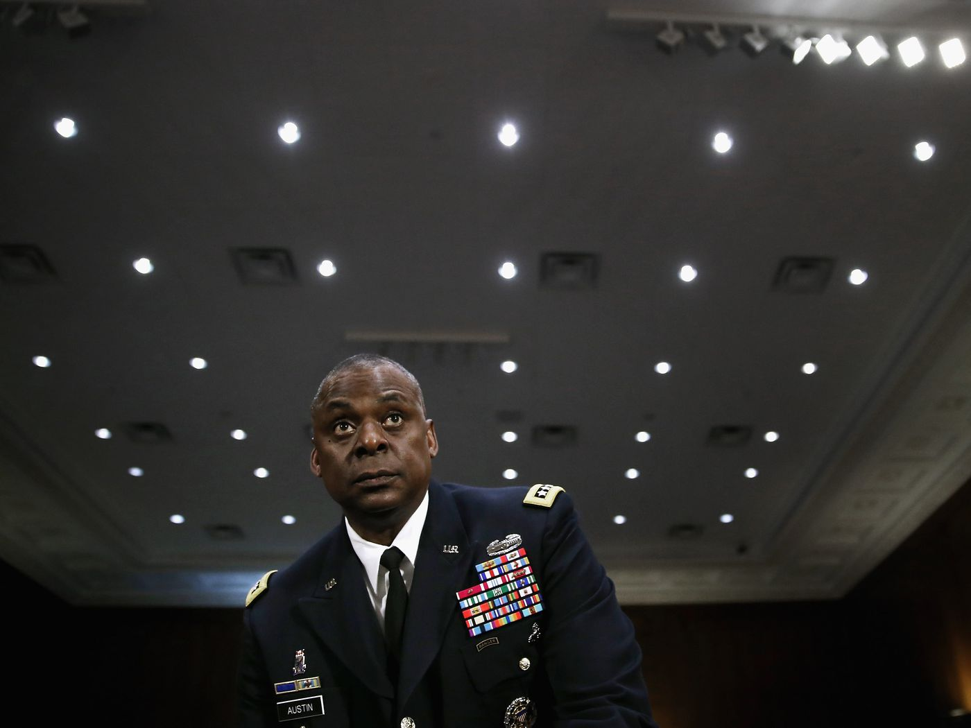 Retired General Lloyd Austin Is Biden S Pick For Defense Secretary Vox