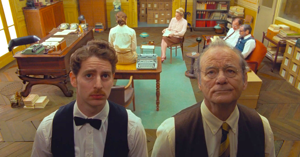 Oui oui to the first trailer for Wes Anderson's new movie The French Dispatch
