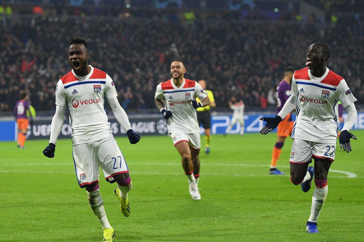 Olympique Lyonnais v Manchester City - UEFA Champions League Group F