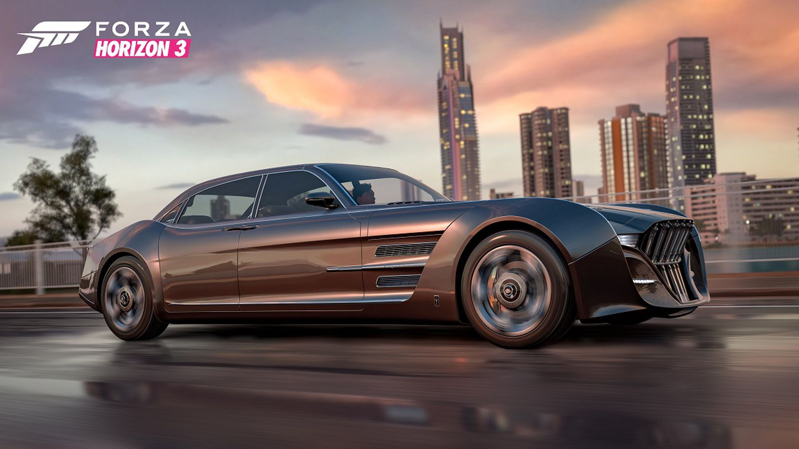 Final Fantasy Xv S Ultra Luxurious Regalia Car Is Coming To Forza Horizon 3 The Verge