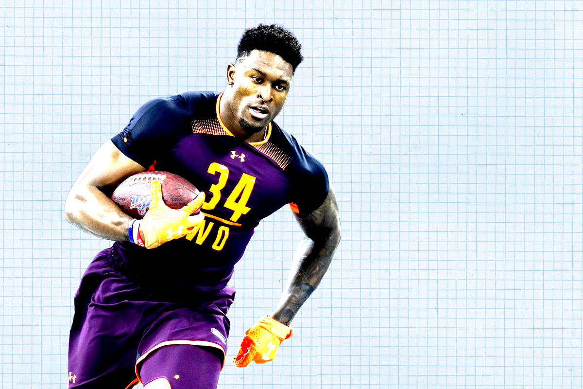 cheaper 230a5 815da How D.K. Metcalf stole the NFL Combine - Red Cup Rebellion