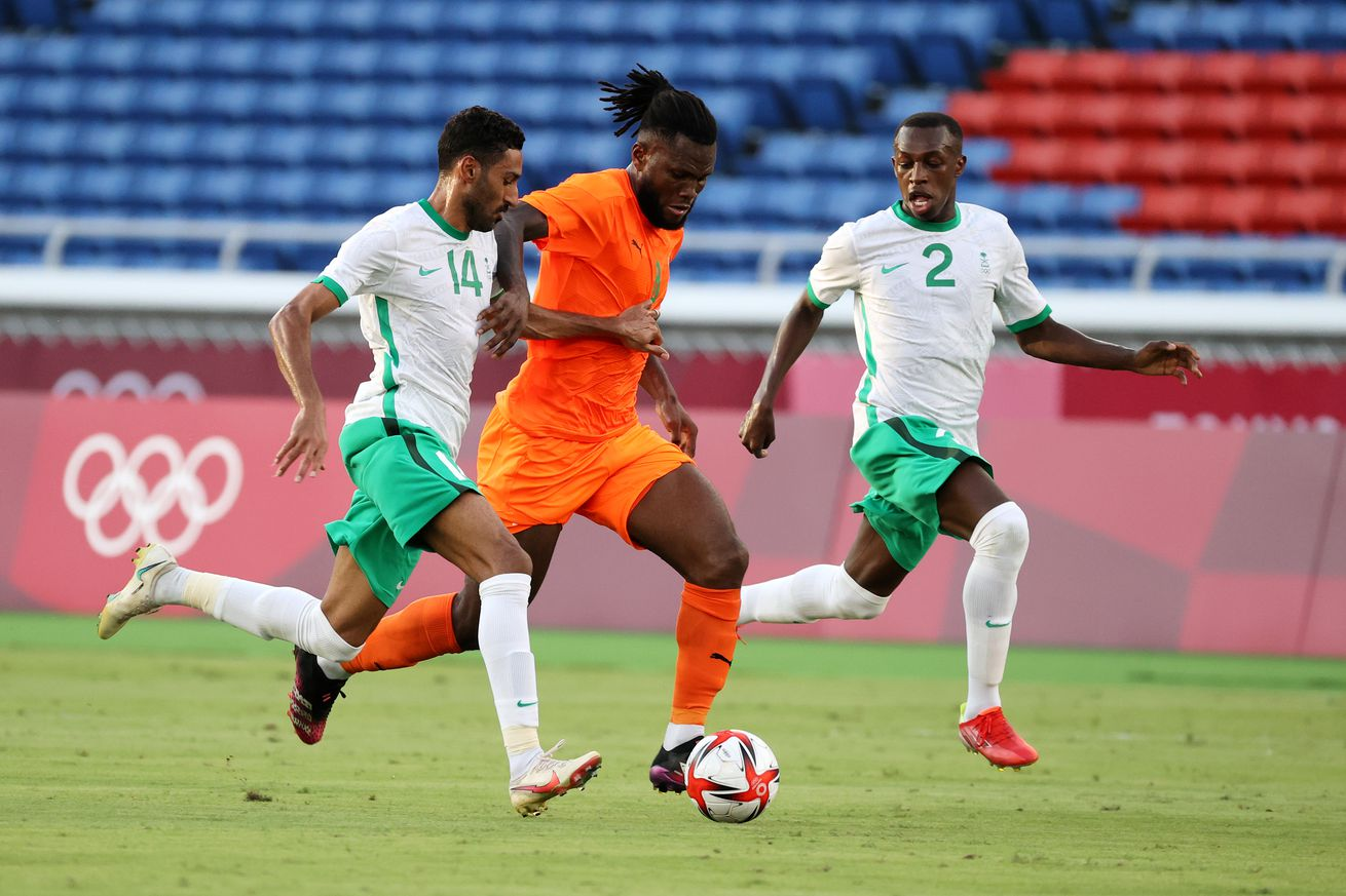 AC Milan?s Kessie Dominates For Ivory Coast In Olympics Opener; Kalulu Struggles For France