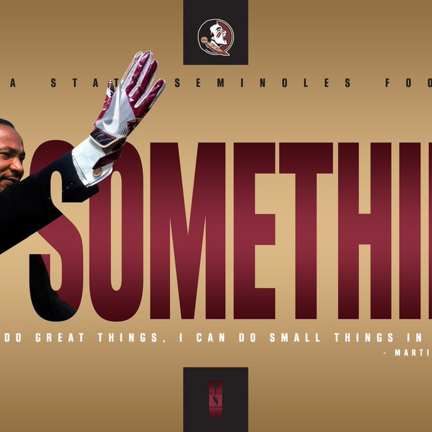 ebe0065c247 4 problematic things about FSU's bizarre, deleted Martin Luther King Jr.  graphic