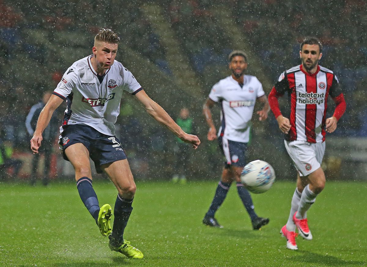 Bolton Wanderers v Sheffield United - Sky Bet Championship