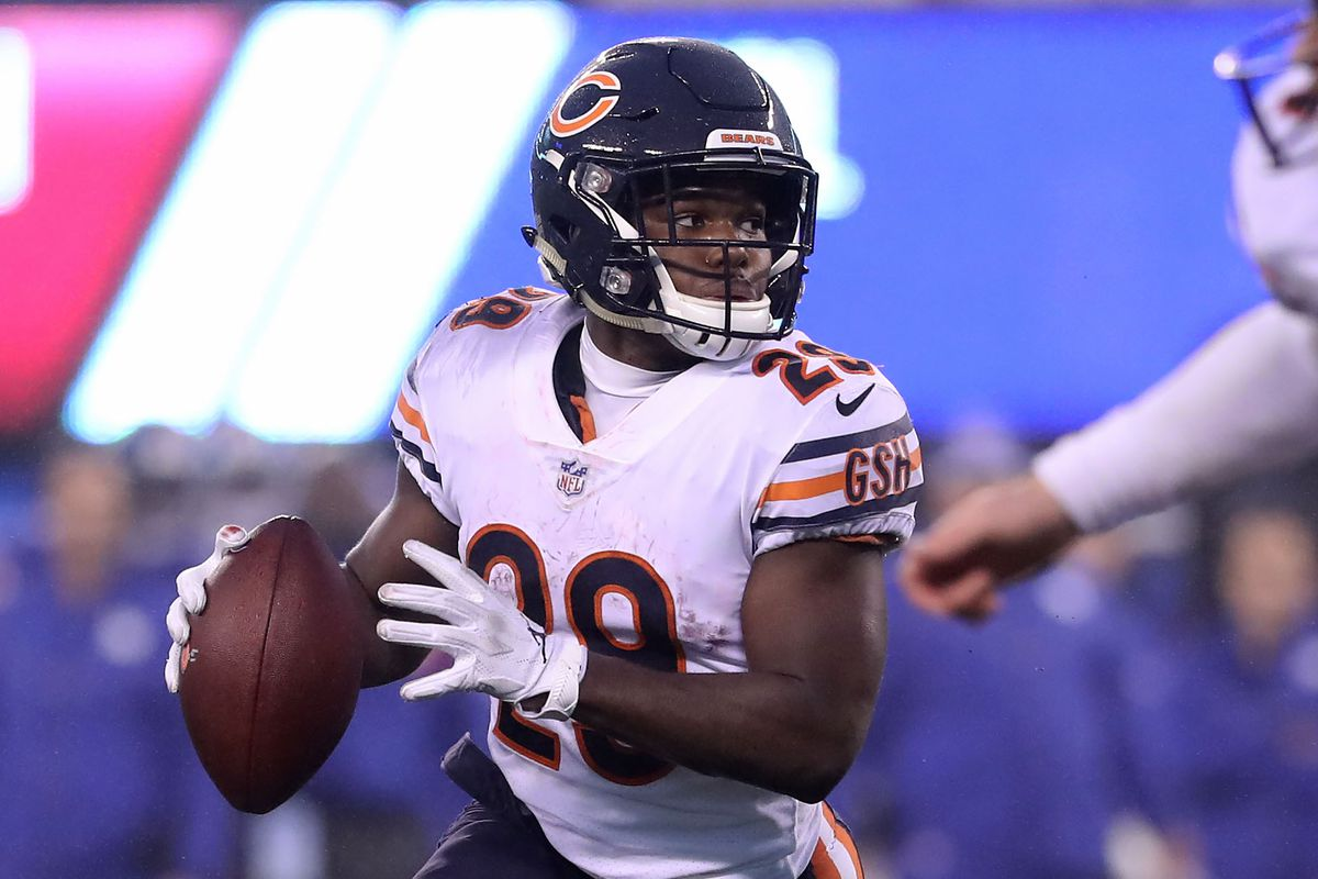 5b2a6390e5e Rookie contract hero: Why Tarik Cohen is a perfect fit for the Bears ...