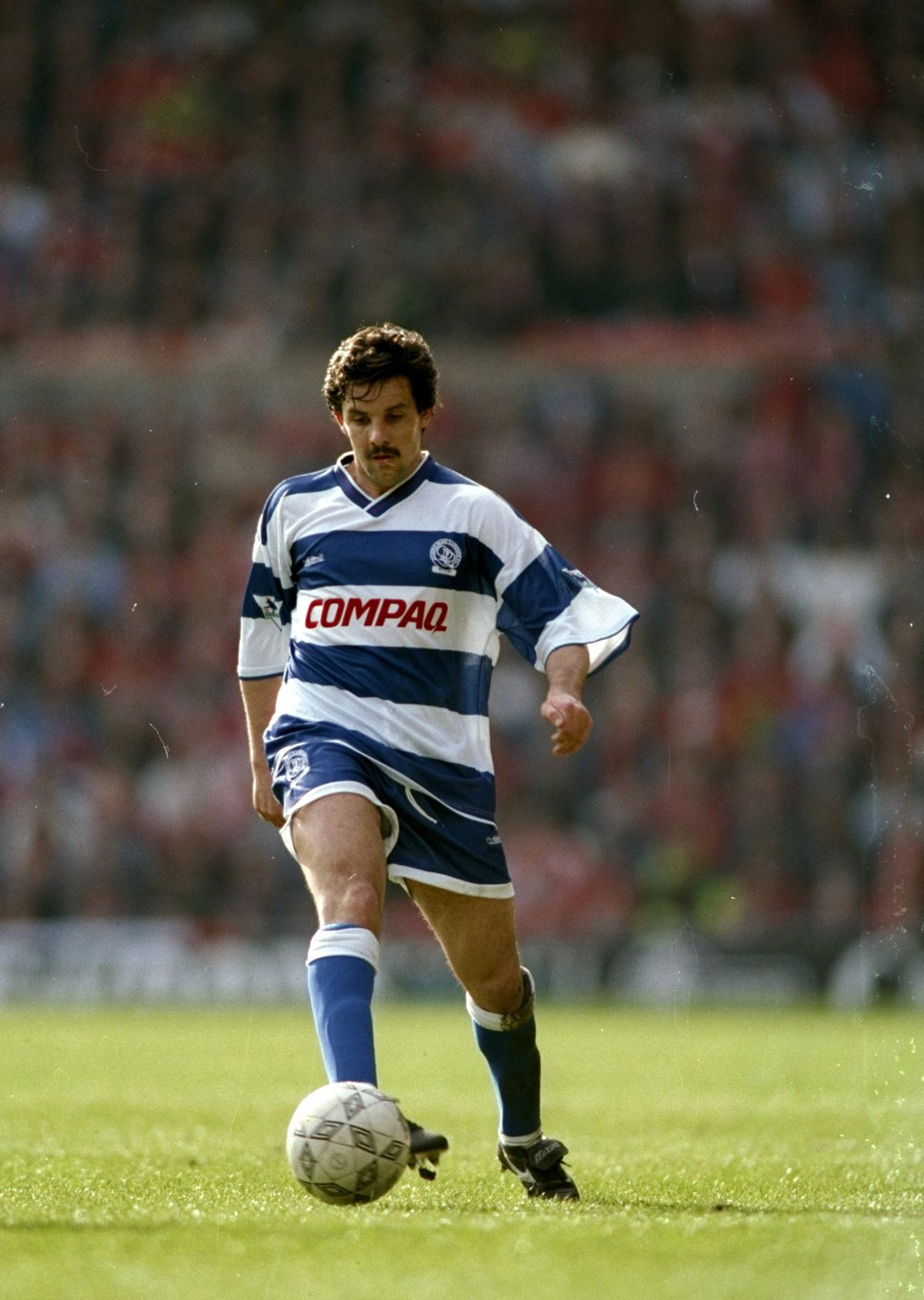 Gary Penrice of Queens Park Rangers