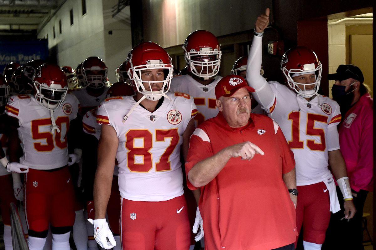 Kansas City Chiefs v Washington Football Team