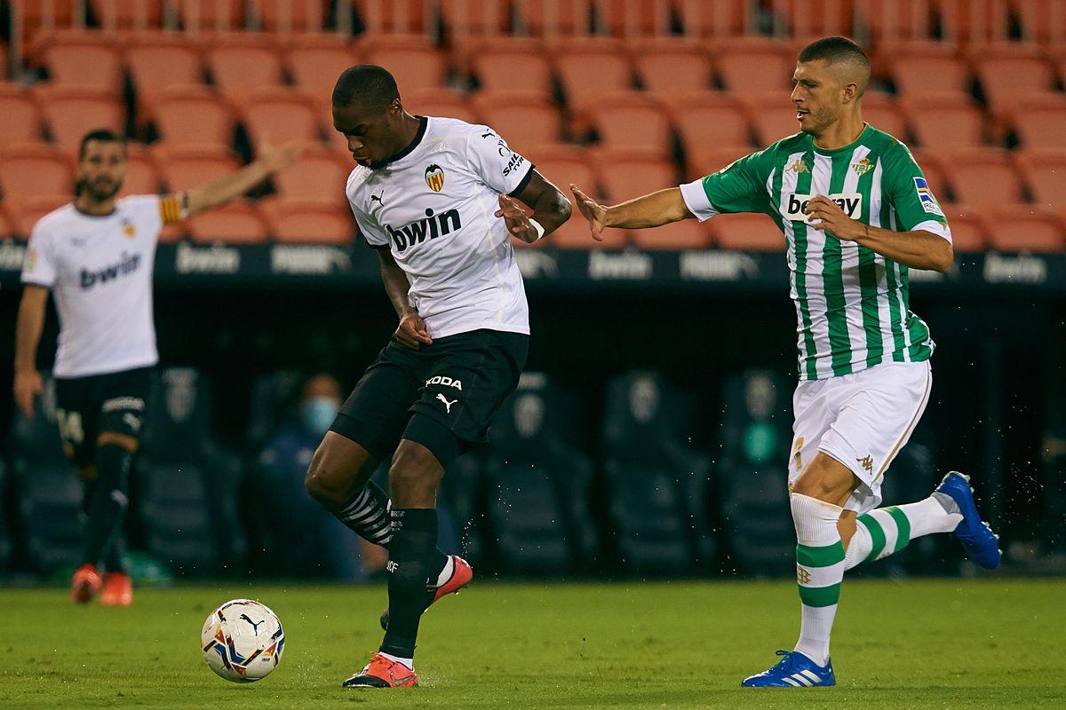 Valencia CF v Real Betis - La Liga Santander