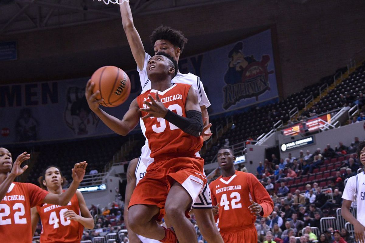 North Chicago goes ice cold, loses to Springfield Southeast