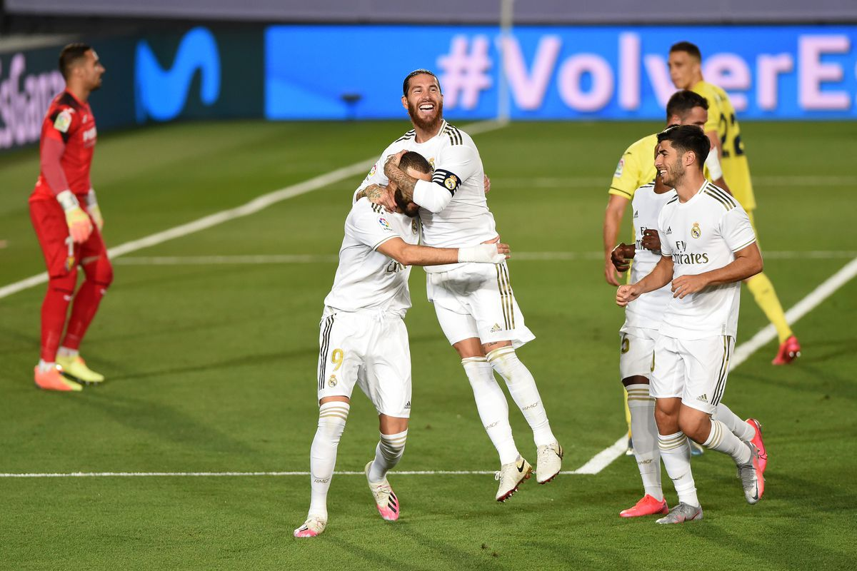 Immediate Reaction Real Madrid 2 1 Villarreal Campeones Edition Managing Madrid