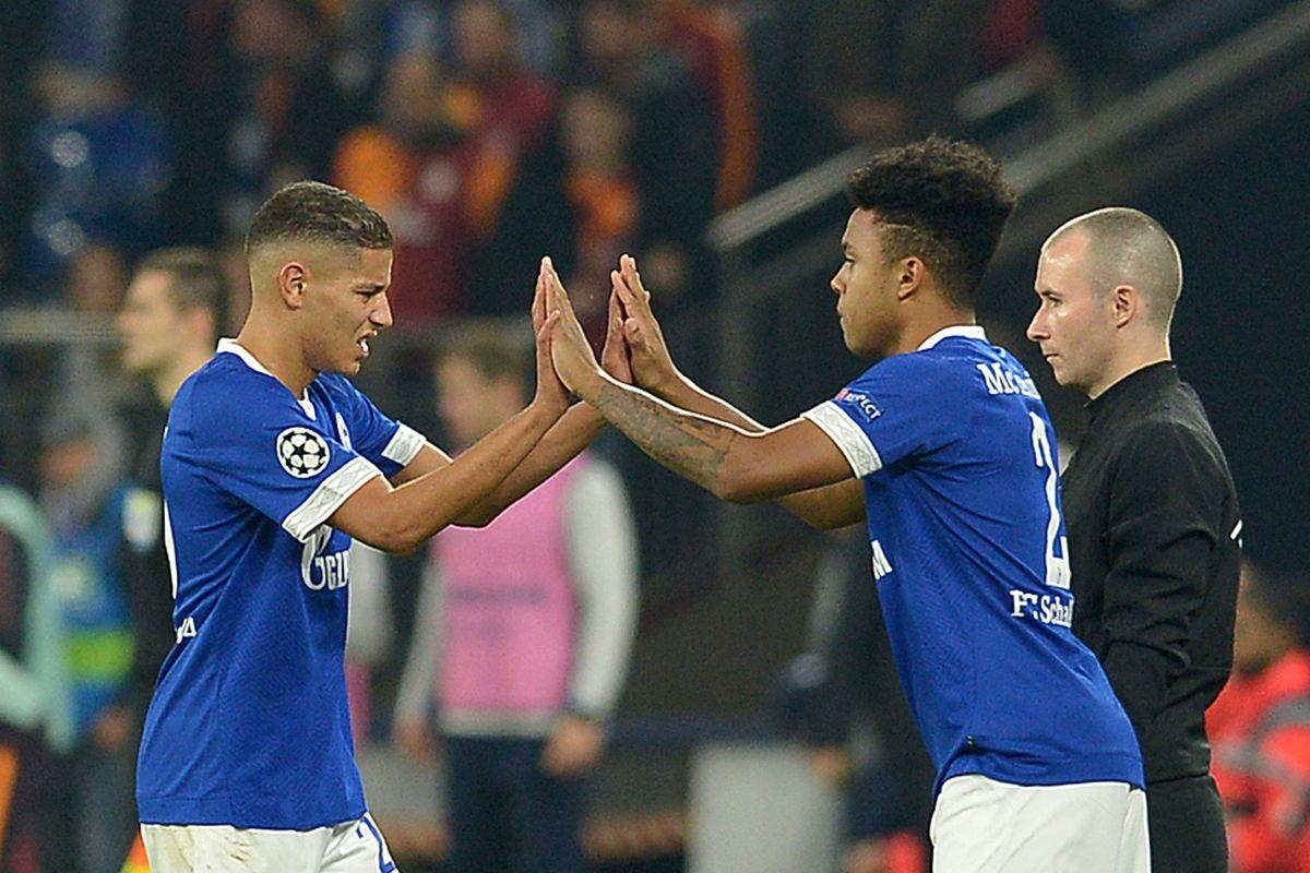 FC Schalke 04 v Galatasaray - UEFA Champions League Group D