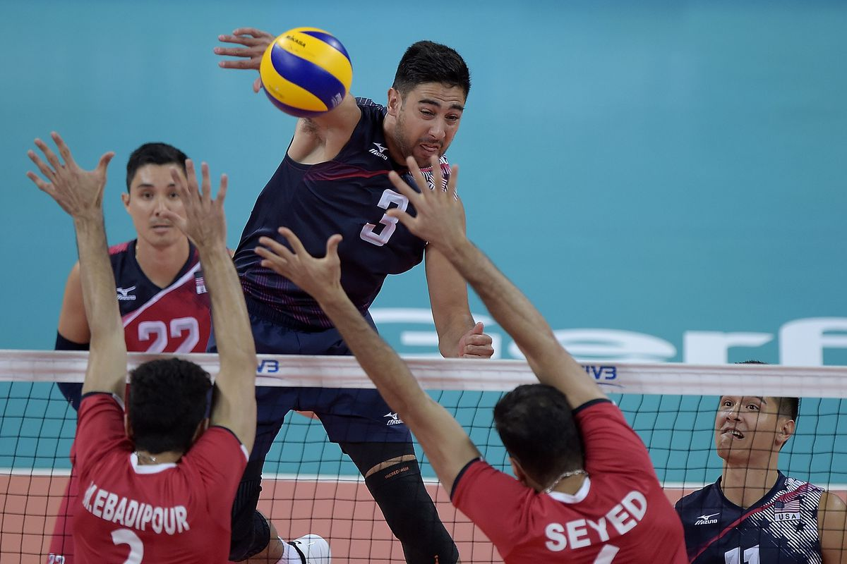 FIVB World League 2016 - Day 2