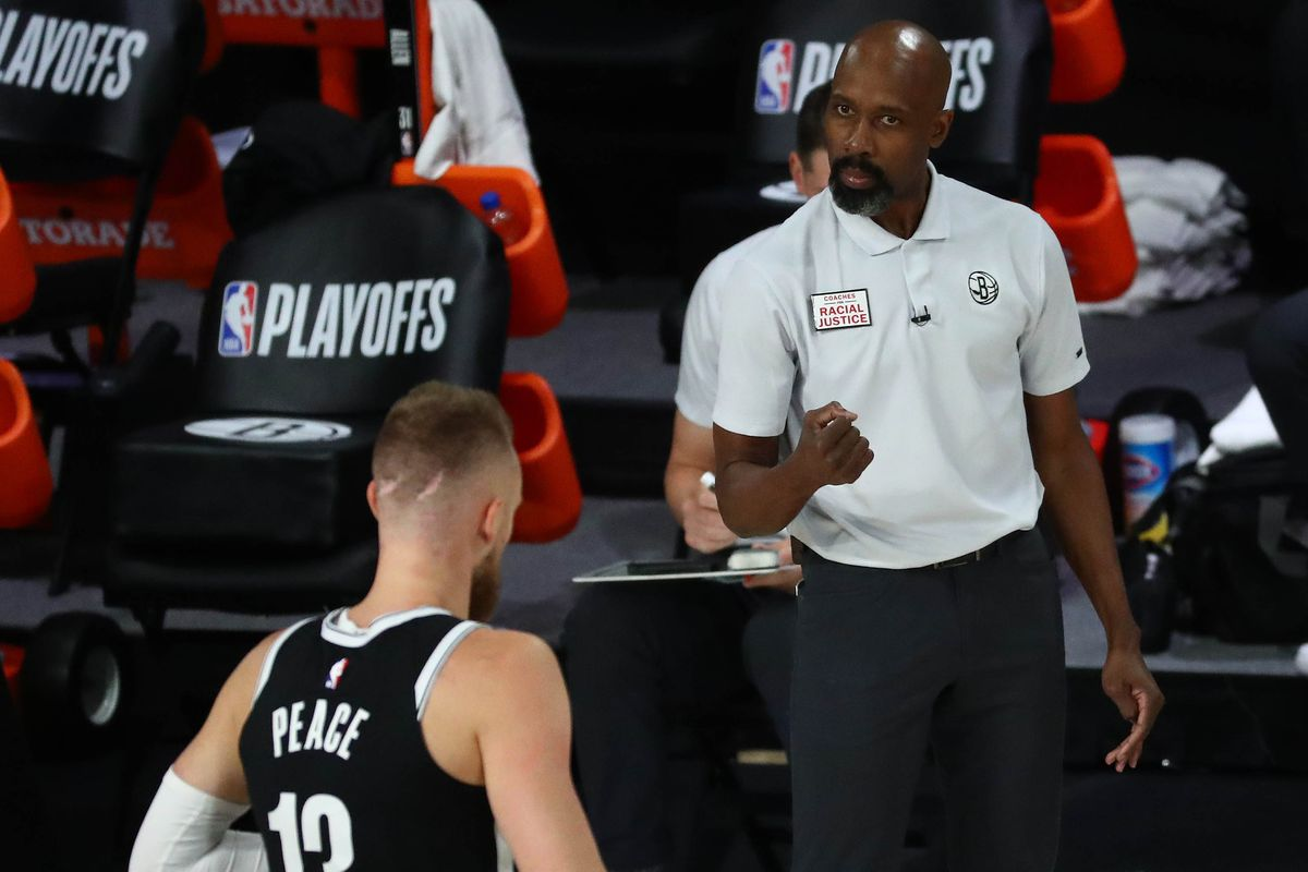 Toronto Raptors v Brooklyn Nets - Game Four