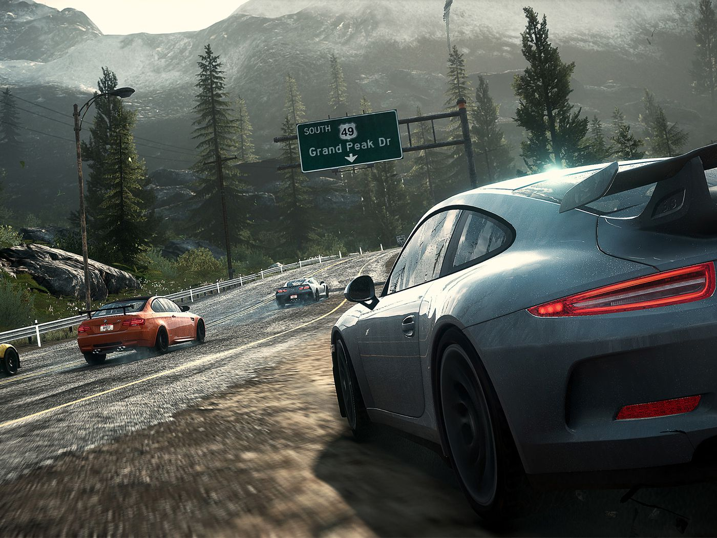 Ea S Exclusive Licensing Deal With Porsche Is Over Polygon
