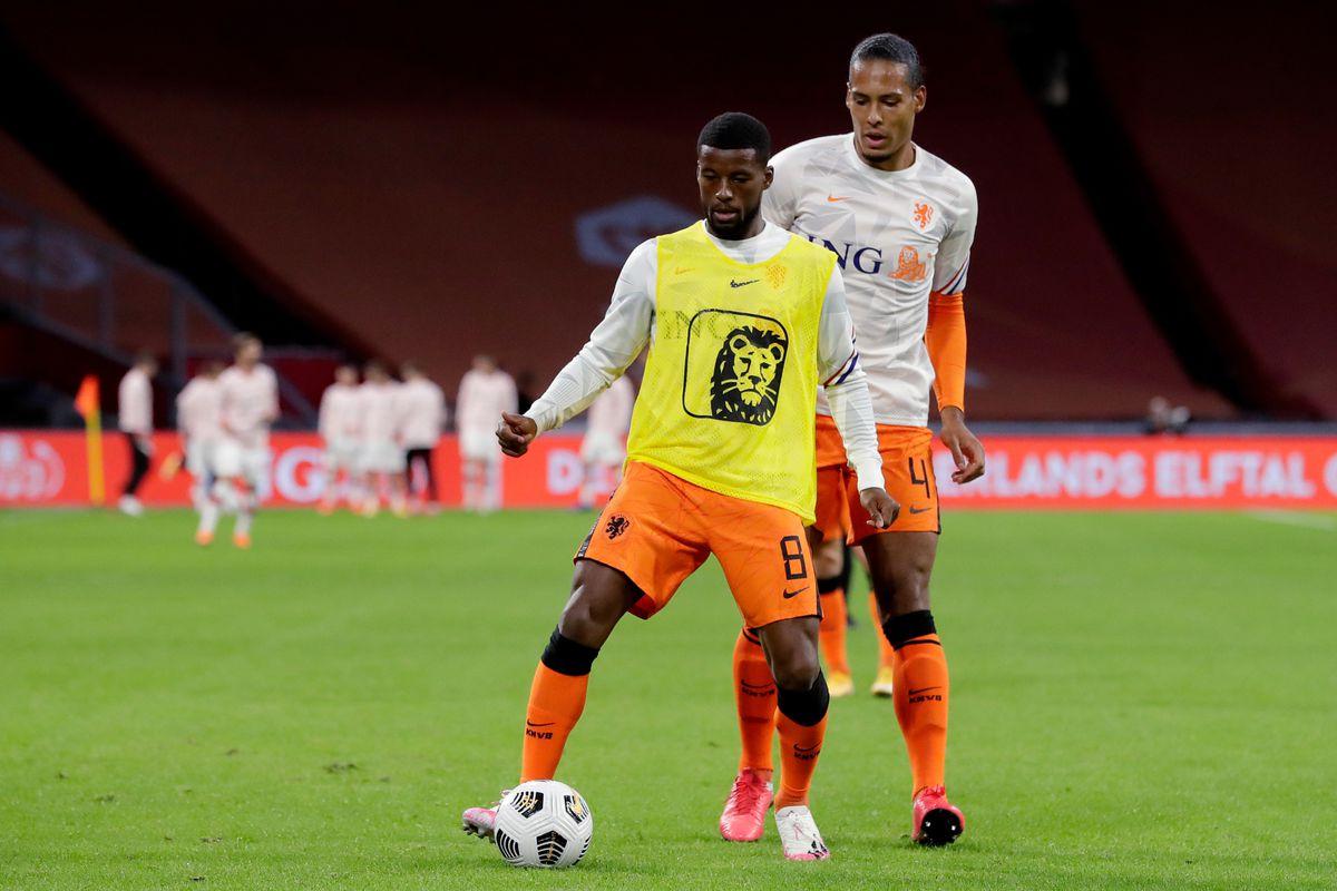 Holland v Poland -UEFA Nations league