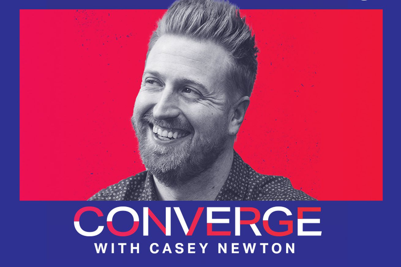 the verge s new game show converge with casey newton launches may 23rd