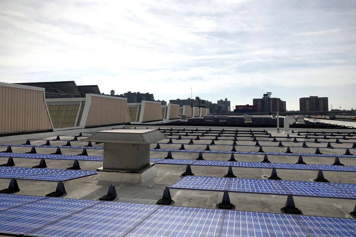 Mta Looks To Rooftop Solar Power To Raise Much Needed