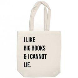 """""""I Like Big Books & I Cannot Lie"""""""