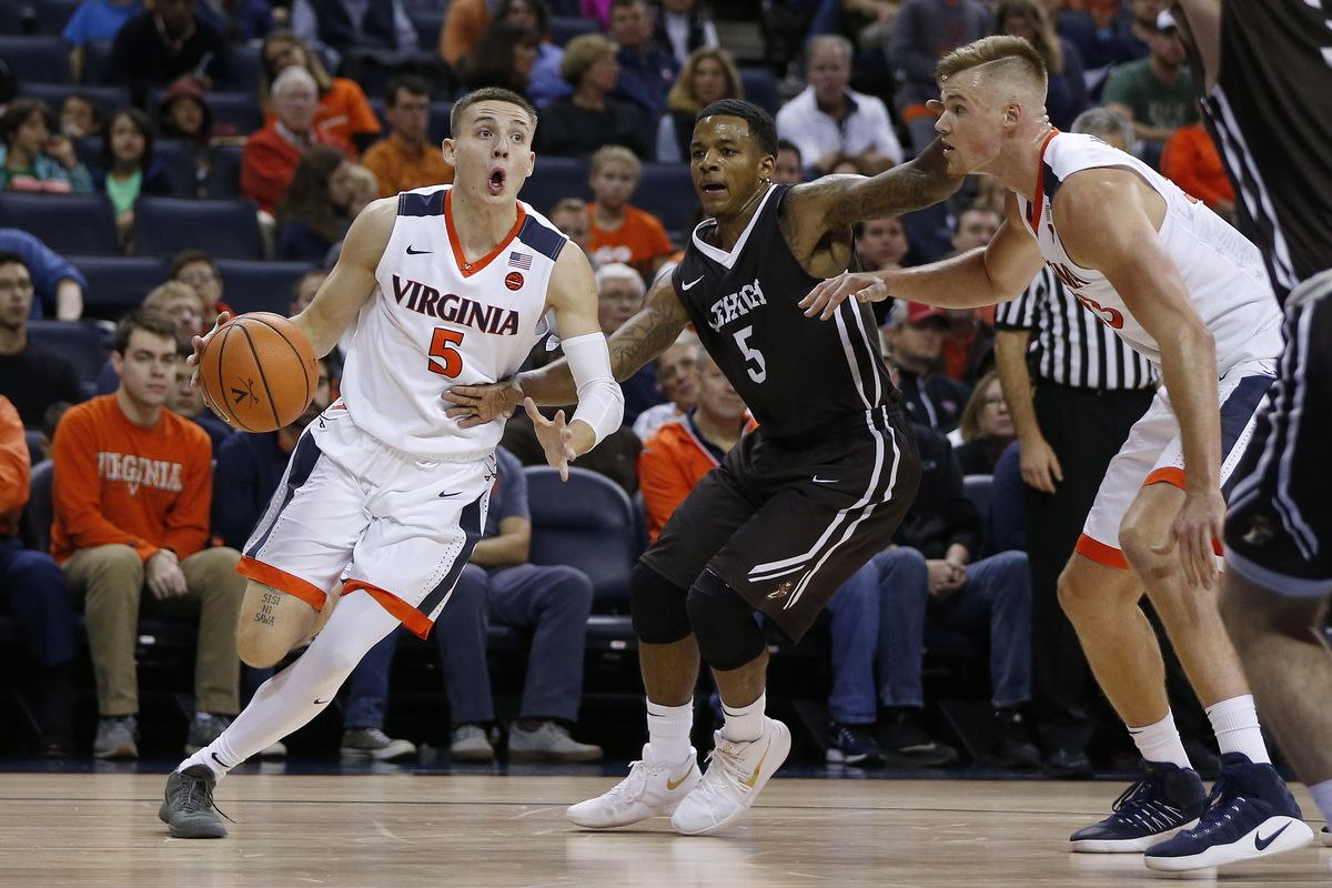 UVA basketball has been dominant through eight games - Streaking The Lawn