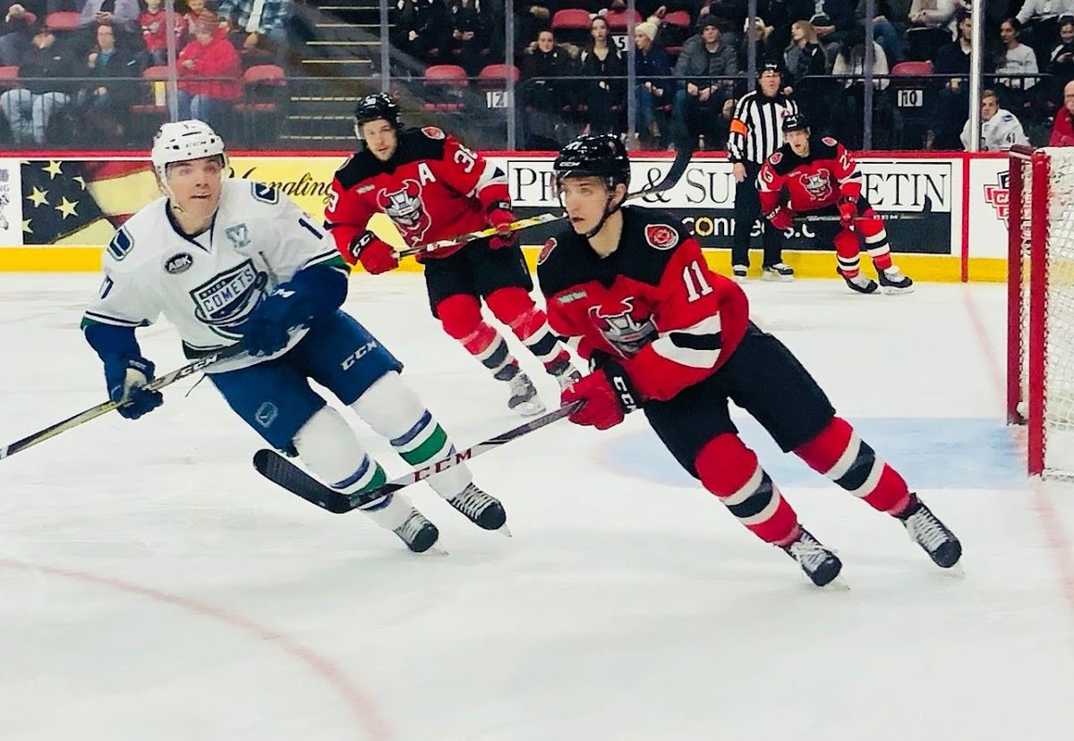 finest selection ec0c2 ca69d First Impressions: 4 Games In For Prospect Brett Seney - All ...