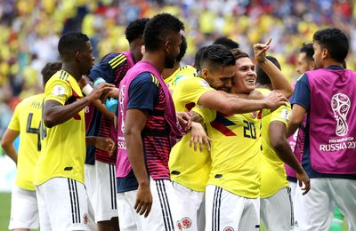 Colombia v Japan: Group H - 2018 FIFA World Cup Russia
