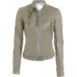 Leather jacket, $229 (was $748), Ever, Barneys Co-Op Chelsea<br />(image via barneys.com)
