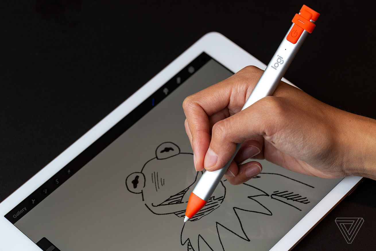 the logitech crayon is a good apple pencil substitute that makes some compromises