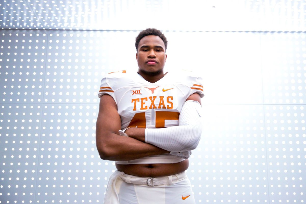 No. 6 DT Vernon Broughton set for return trip to Texas