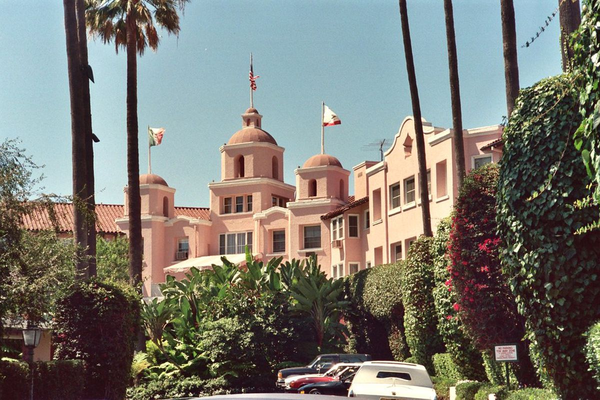 Boycott Of The Hotel Bel-Air And Beverly Hills Hotel