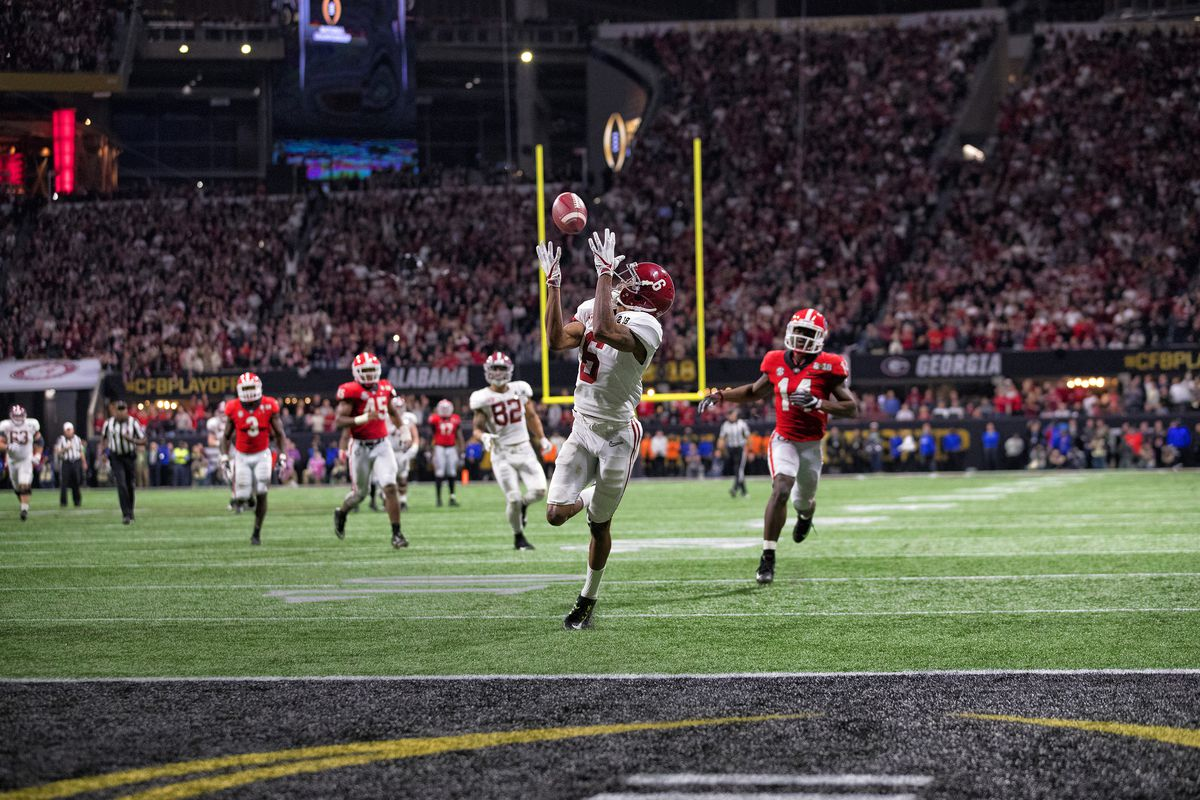 2018 College Football Playoff National Championship presented by AT&T