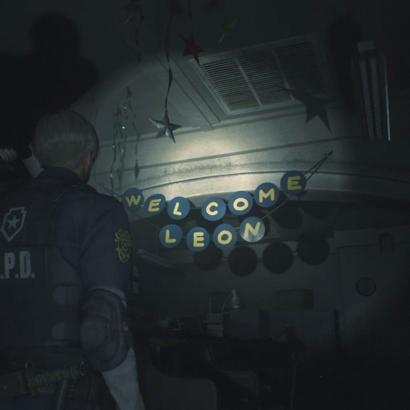 Resident Evil 2 Leon Walkthrough Police Station Unicorn