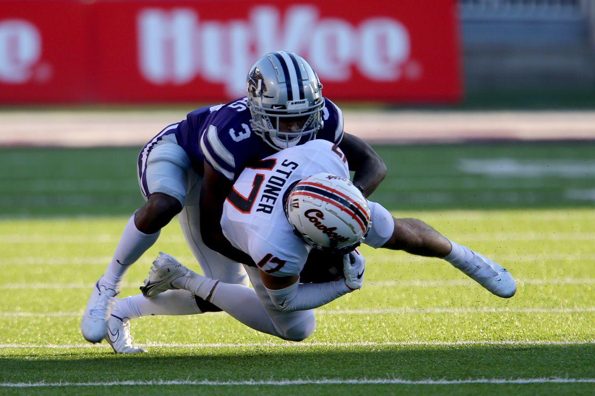 NCAA Football: Oklahoma State at Kansas State