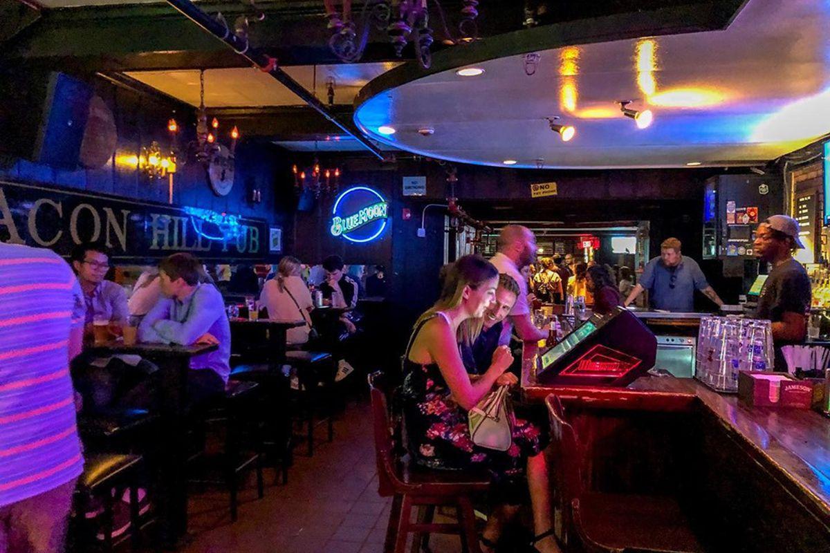 Beacon Hill Pub To Become Fine Dining Establishment Eater