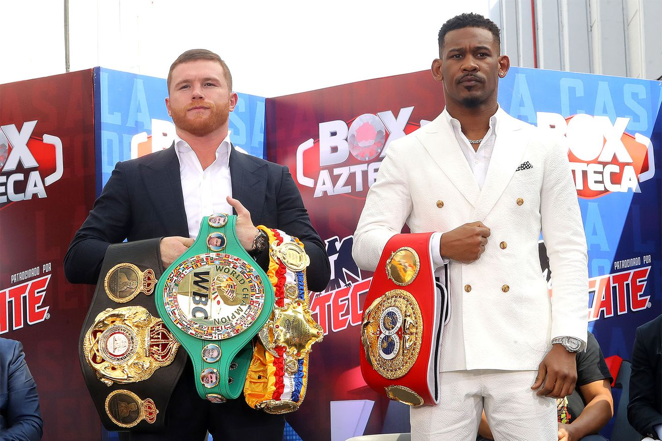 CaneloJacobsMexCityPC Hoganphotos5.0 - Canelo-Jacobs: Mexico City press conference quotes