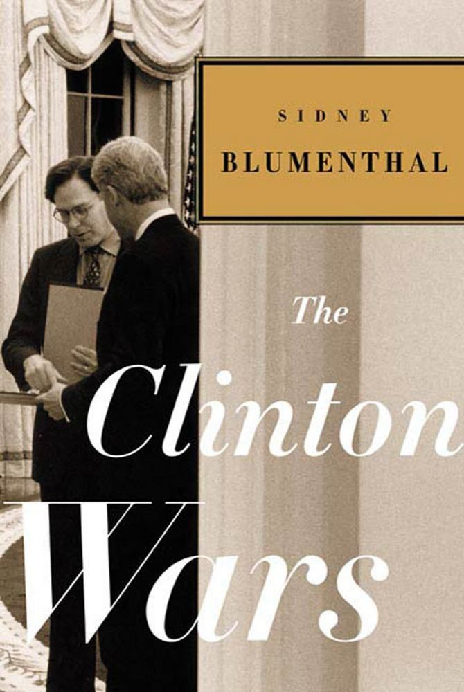 clinton wars cover